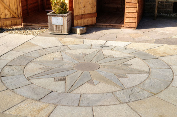 Natural Stone Patios East Grinstead