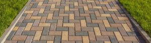 Horley block paving